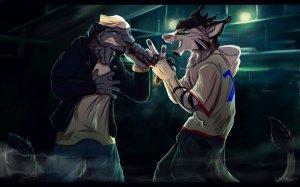 rap cartoons